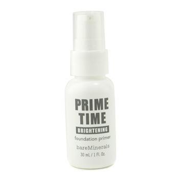 Prime Time Foundation Primer (Bare Escentuals - BareMinerals Prime Time Brightening Foundation Primer 30ml/1oz)