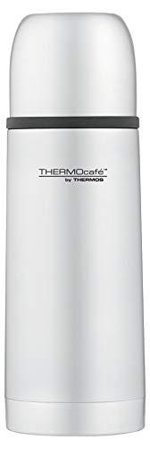 Thermos ThermoCafé Petaca en acero inoxidable BHL
