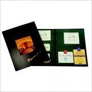 Designer Weinetiketten-Album