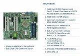 Super Micro D-X7SBE-O Server Mainboard (ATX, Intel 3210, DDR2, 6x SATA, 7x UBS 2.0)