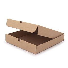 Deli Supplies Pizzaschachtel, braun, 30.48 cm, 100 Stück
