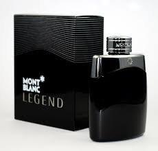 Mont Blanc Legend EDT 100ml With Ayur Lotion FREE