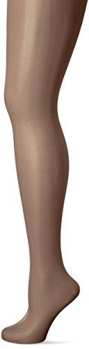 Fiore Damen Feinstrumpfhose ADA/CLASSIC Strumpfhose, 15 DEN, Grau (Steel 003), Large (Herstellergröße:4)