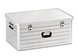 Enders  Aluminiumbox TORONTO 130 l, 3910 (Aluminium-aufbewahrungsbox)
