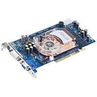 Asus N6800/TD/512M GF6800 AGP Grafikkarte