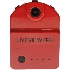 Live View Unisex Pro Kamera, Rot, Einheitsgröße -
