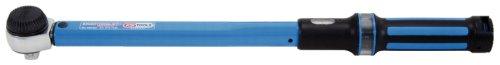 """KS Tools Drehmomentschlüssel Ergotorque 1/2"""" precision, mit Drehknopf-Umsteck-Ratschenkopf, 20-200 Nm, 516.1442"""