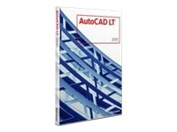 Autodesk AutoCAD LT 2010 - Versions-Upgrade-Paket - 1 B