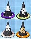 FOLAT B.V. CHAPEAU DE SORCIÈRE POUR ENFANT (Kostüm De Sorciere Pour Halloween)