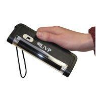 UVP 95–0125–05Mini UV-Lampe, 4W, Langwelle, 4AA Batterie (Uvp Uv-lampe)