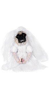 Rubie 's Costume Co Braut Hund Kostüm