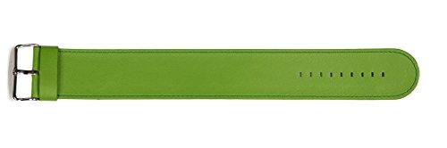 S.T.A.M.P.S. 0421002–Taschenuhr Unisex, Lederband