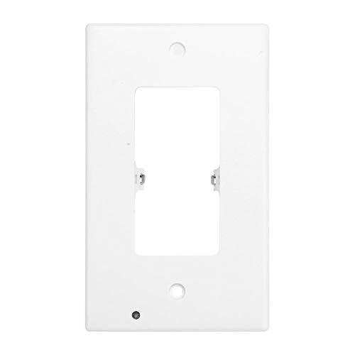 Lite-duplex-led (Starnearby Steckerabdeckung LED Nachtlicht PIR Bewegungssensor Sicherheitslicht Engel Wand Outlet Flur Schlafzimmer Badezimmer Nachtlampe)