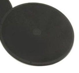 1x TomTom Befestigungsplatte fürs Armaturenbrett selbstklebende Platte mit einer glatten Oberfläche, auf der die Standard-TomTom-Halterung angebracht werden kann durch gute Klebehaftung und leichtes rückstandsfreies Entfernen individuell im Fahrzeug platzierbar Originalzubehör, 100{4bf04dab709b8f7c830f3a90443dcd8e4814b9a753f166e740423a82e674c499} kompatibel Lieferumfang: 1x Befestigungsplatte fürs Armaturenbrett.