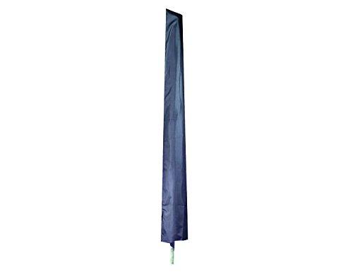 Siena Garden Schutzhülle Oxford, Ø bis 400, B 30/60 x H 230cm, Material: Polyester in anthrazit
