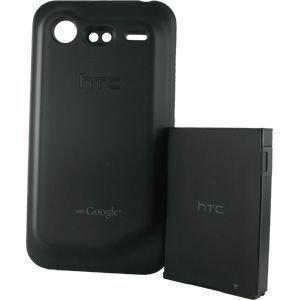 HTC OEM Original Extended Battery with Door 2150mah for Verizon HTC 6350 DROID INCREDIBLE 2 Android Phone - Non-Retail Packaging