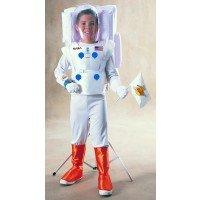 Astronaut Kostüm für Kinder Gr. S-L, Größe:M