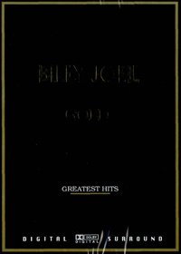 Music DVD - Billy Joel : Gold (Region code : all) (Korea Edition)