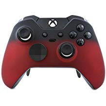 Shadow Rot Soft Touch Xbox One Elite Controller un-modded Custom Elite Controller (Controller Xbox Billig Modded)