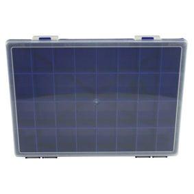 Ex-Pro® Blue Solid Storage Compartment Box 32