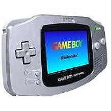 GameBoy Advance - Konsole #silber - Platinum
