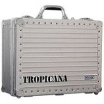 Rimowa Tropicana Foto/Video Aluminium koffer (Wasserdicht, Staubdicht, Tropenfest) silber