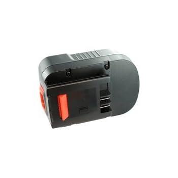 Batterie type BLACK ET DECKER A1714, 14.4V, 2000mAh, Ni-MH