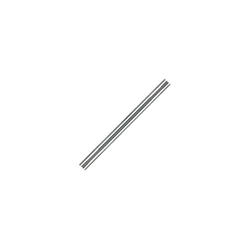 Sidamo - Blister 2 fers réversibles 102 x 5,5 x 1,1 mm - Carbure - 400400 - Sidamo