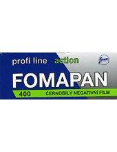 Foma Fomapan Rollfilm, schwarz-weiß, 400 ASA, 120 mm, Mittelformat, Multipack, 5 Stück (5 Schwarze Und Weiße 400 Film)