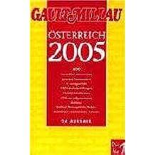 Guide Österreich 2005, m. 'Wein, Bier, Schnaps & Likör Österreich 2005' und 'Carpe Diem Wellbeing Guide Schweiz, Österre