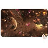 Space Star Wars Schlacht Tapete Big Maus Pad Computer MOUSEPAD Maße: 23,6 x 13,8 x 0,2
