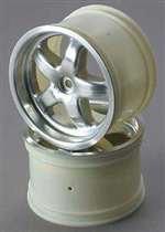 Traxxas 12.628,9cm Satin Finish Modell Wheel KFZ-Teile -