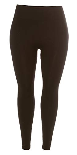 Koucla Curvy Thermo Leggings Winter One Size (Einheitsgröße)