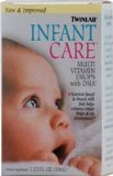 Twinlab Infant Care Multivitamin Drops with DHA 50ml