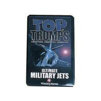 Top Trumps Ultimate Military Jets Card Game