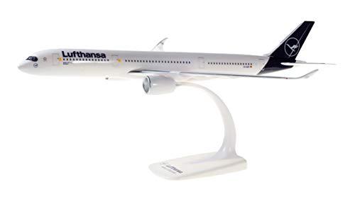 Herpa 612258 Lufthansa Airbus A350-900 Wings/Flugzeug zum Sammeln, Mehrfarbig
