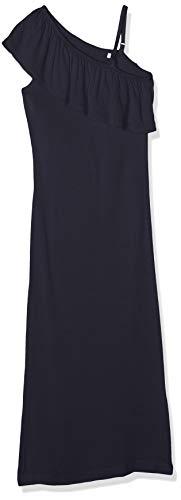 happy Sl Maxi Dress Kleid, Blau (Dark Sapphire), (Herstellergröße: 134) ()