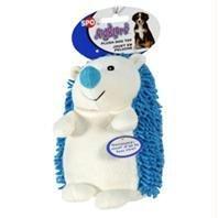 Pets gigglers Igel grün, blau oder braun Rückseite 4340von ethischen Pets (Plüsch Hunde Bulk)
