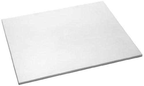 Zack 30752 - Tablero magnética de acero inoxidable, 45 x 55 cm