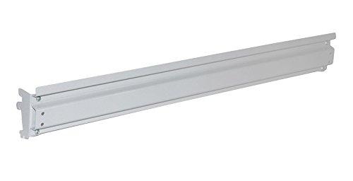Treston 859155-49 Aufhängeleiste, Geeignet für Modul M1800, 50 kg Tragfähigkeit, 1799 mm Breite x 100 mm Länge