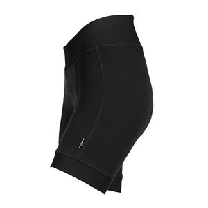 Shebeest 2015/16 Women's Triple S Ultimo Cycling Shorts - 3027 (Black - S) by Shebeest -