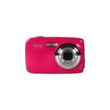 Vivitar Vivicam 9124 9 MP Digital Camera - Pink