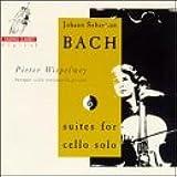6 Suites for Cello Solo