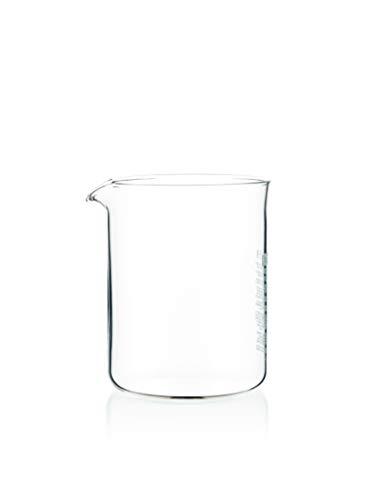 Beaker Ersatzglas zu Kaffeebereiter 4 Tassen, 0.5 l, ø 9.6 cm, Höhe 12.5 cm ()