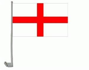 Preisvergleich Produktbild trends4cents Autoflagge Autofahne England 30 x 40 cm