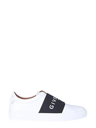 Givenchy Femme Be0005e0dd116 Blanc Cuir Chaussures De Skate