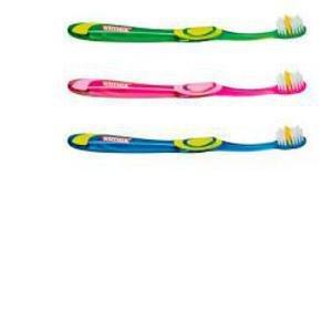 Elmex Spazz Junior Zahnbürste, 6-12 Jahre