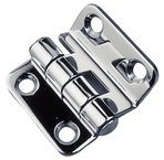 hinge-offset Butt Edelstahl 1-1/2in x 1-1/2in - Paar Poly-toggle