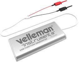 Velleman Instruments Function Generator, PC Based PCGU01 -