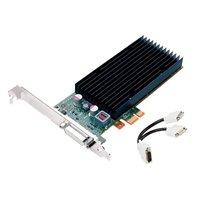 PNY Quadro NVS 300 512MB DDR3 DMS-59 PCI-Express x1 Low Profile Video Card